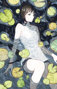 tranquil by jayuu