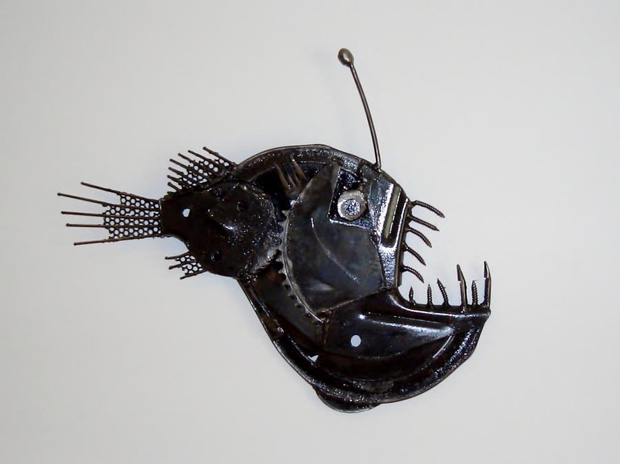 black sea-devil
