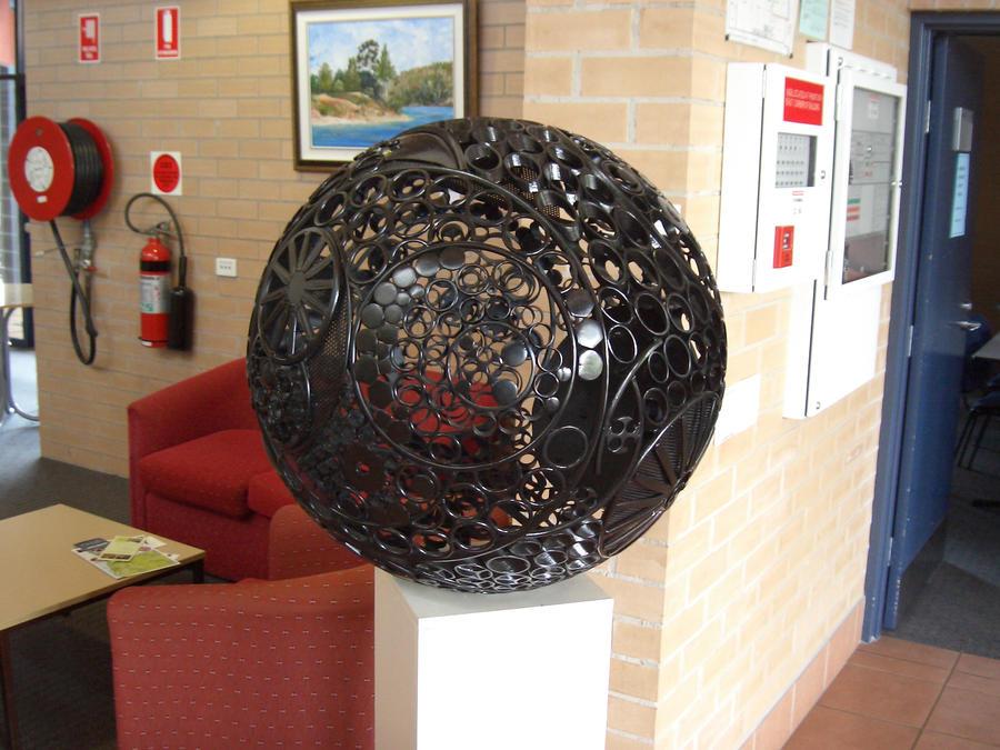 cosmic sphere 2