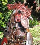 Boss Rooster Head