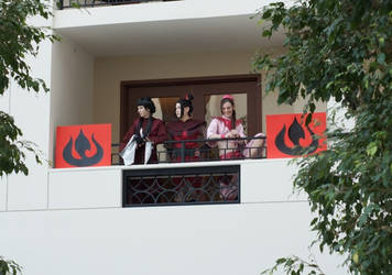 Addressing the Fire Nation