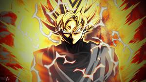 BLACK SUPER SAIYAN 2 (DRAGON BALL SUPER)