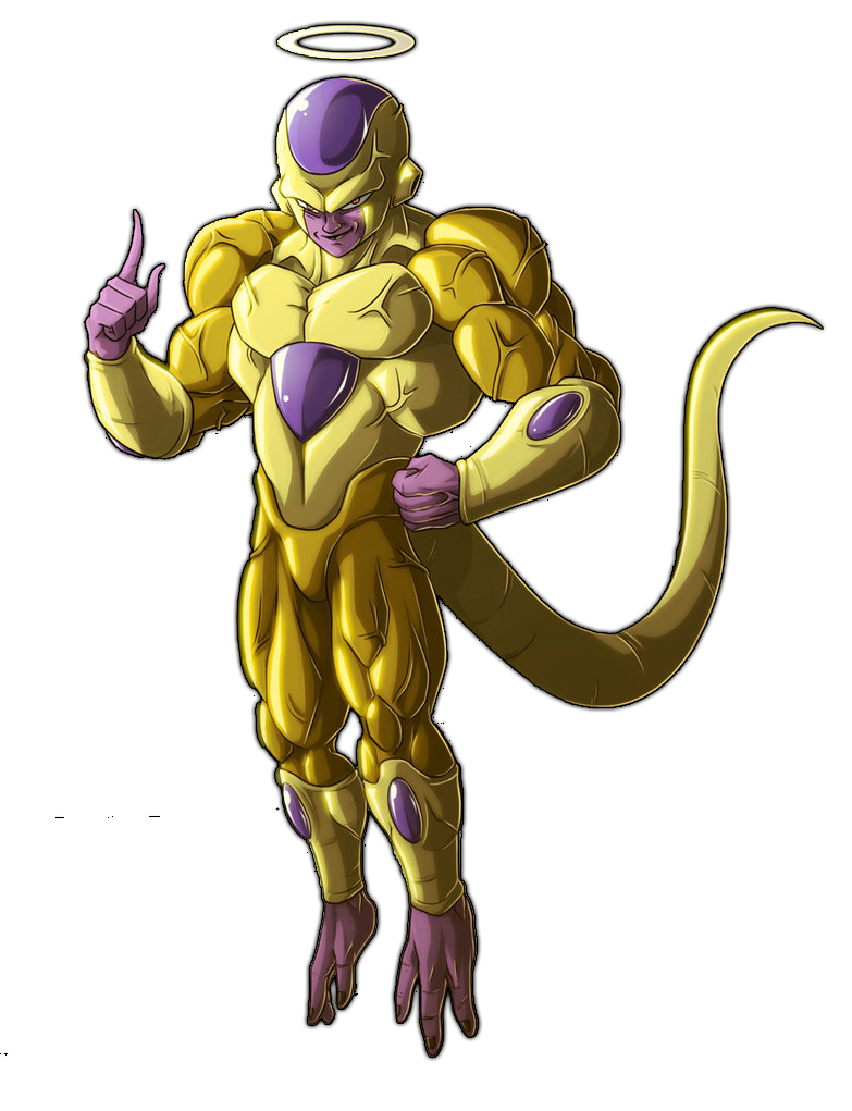 GOLDEN FRIEZA FULL POWER (DRAGON BALL SUPER) by Azer0xHD ...