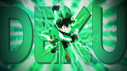 DEKU, 9TH SUCCESSOR OF THE ONE FOR ALL ! by Azer0xHD