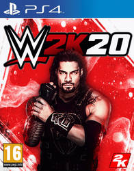 ROMAN REIGNS ON WWE 2K20 COVER ! by Azer0xHD