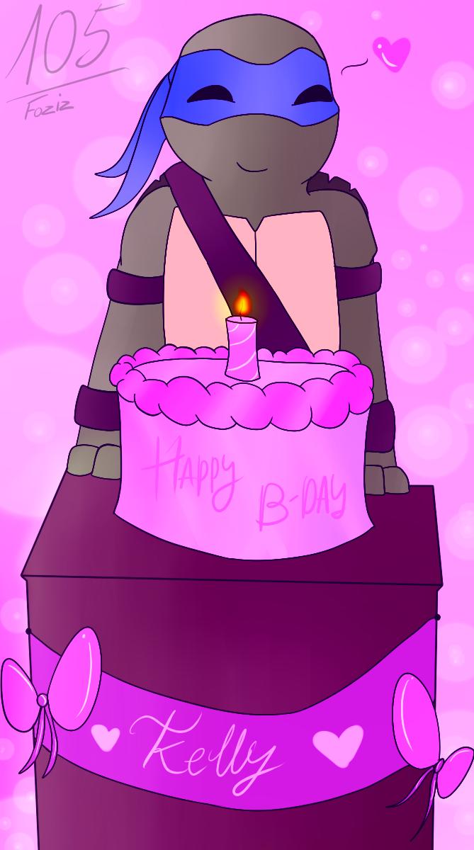 Happy B-Day Kelly! by Foziz105
