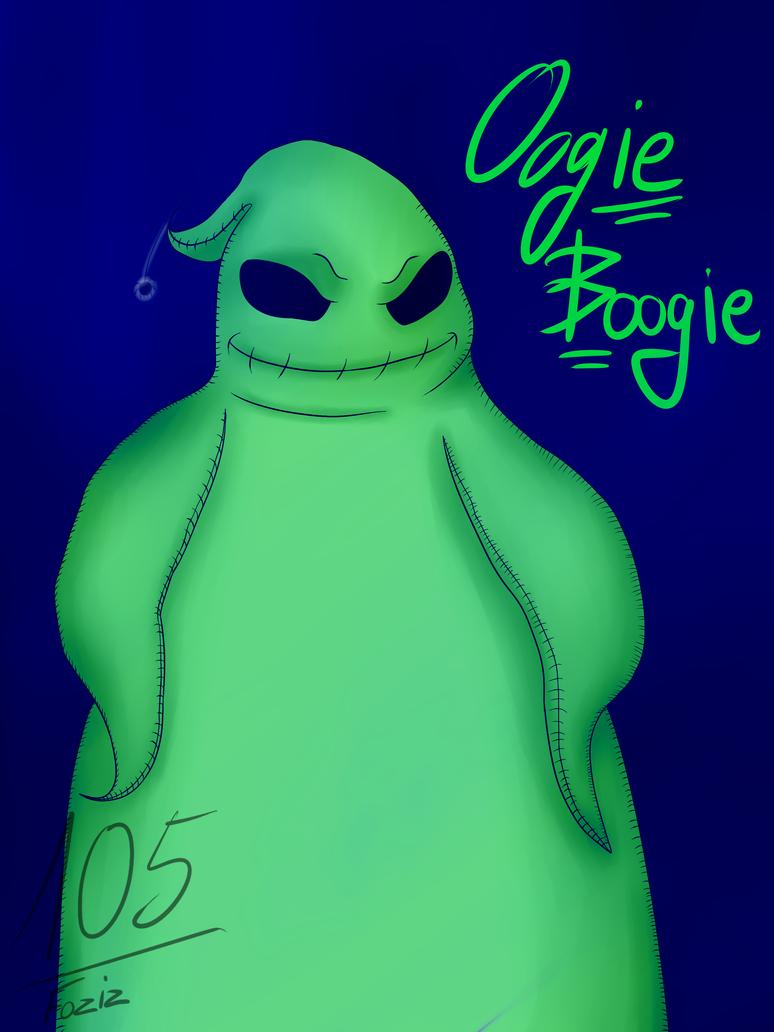 Oogie Boogie by Foziz105