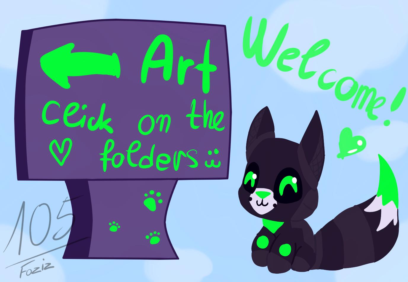Welcome! by Foziz105