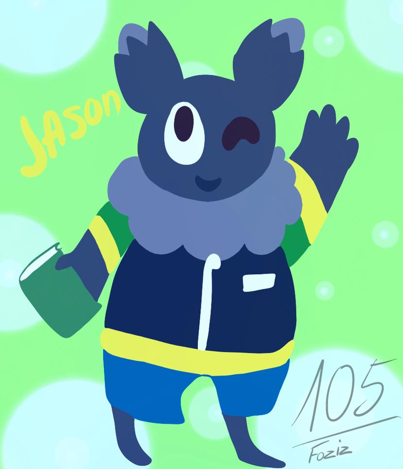 (Art Trade) Jason by Foziz105