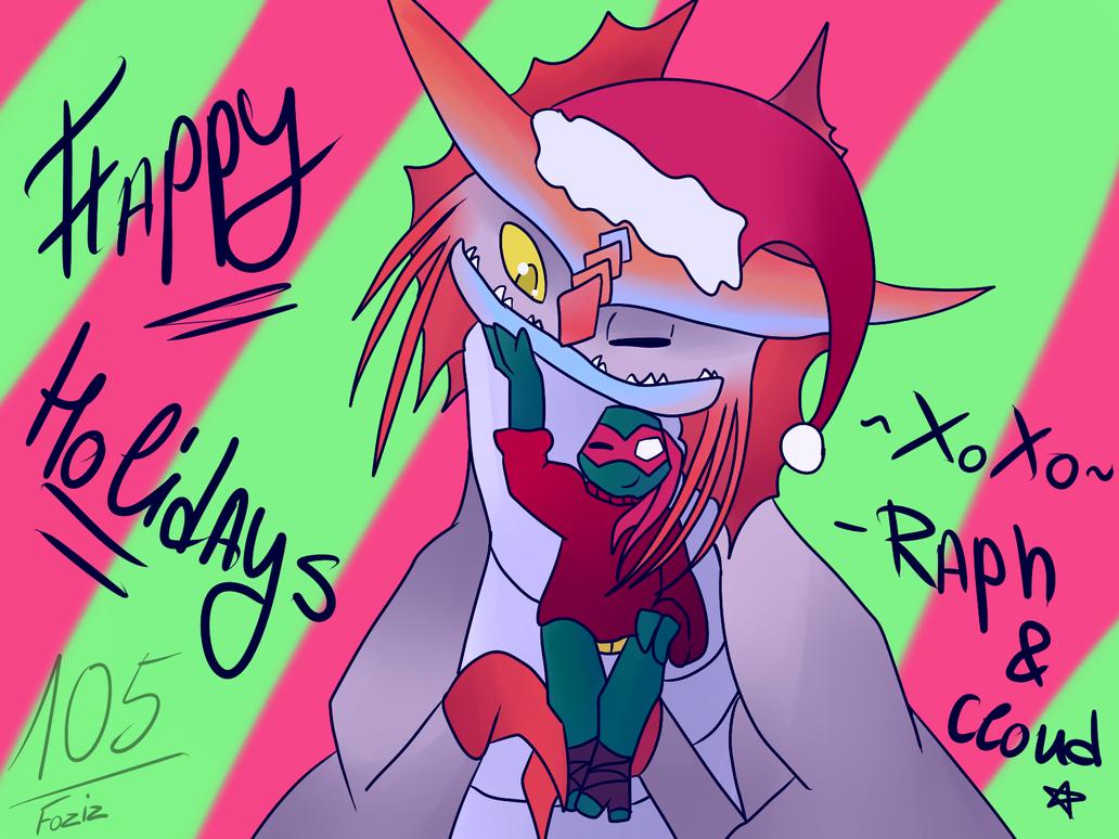 Happy Holidays~! by Foziz105