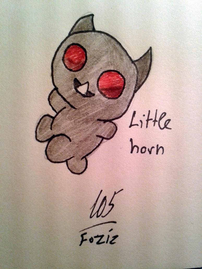 Little Horn by Foziz105