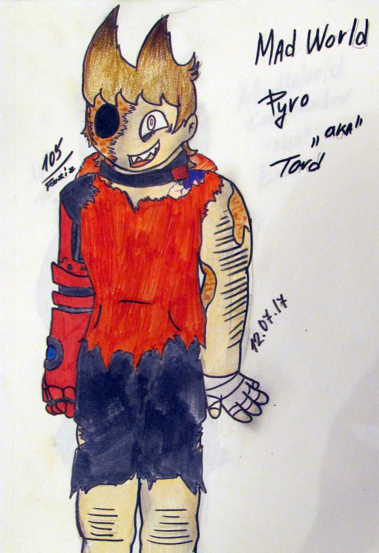 [MW] Tord 'aka' Pyro by Foziz105