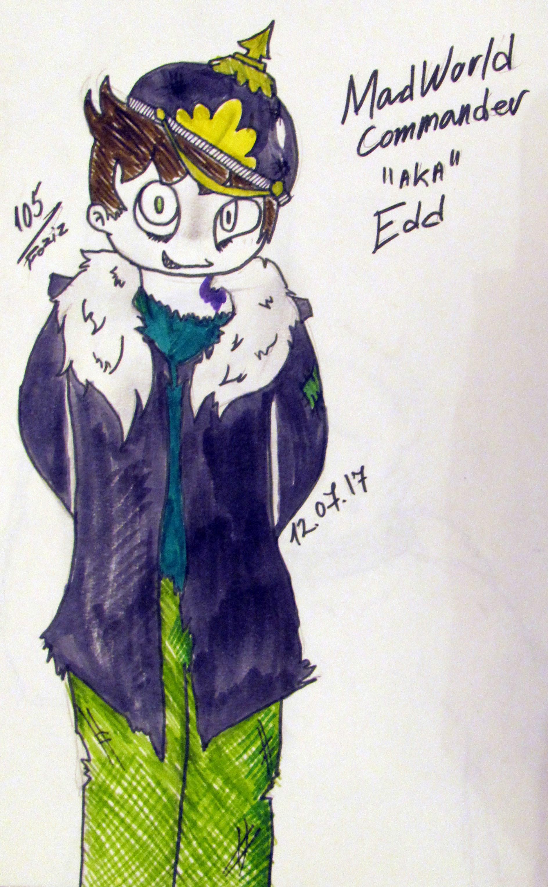 [MW] Edd 'aka' Commander by Foziz105