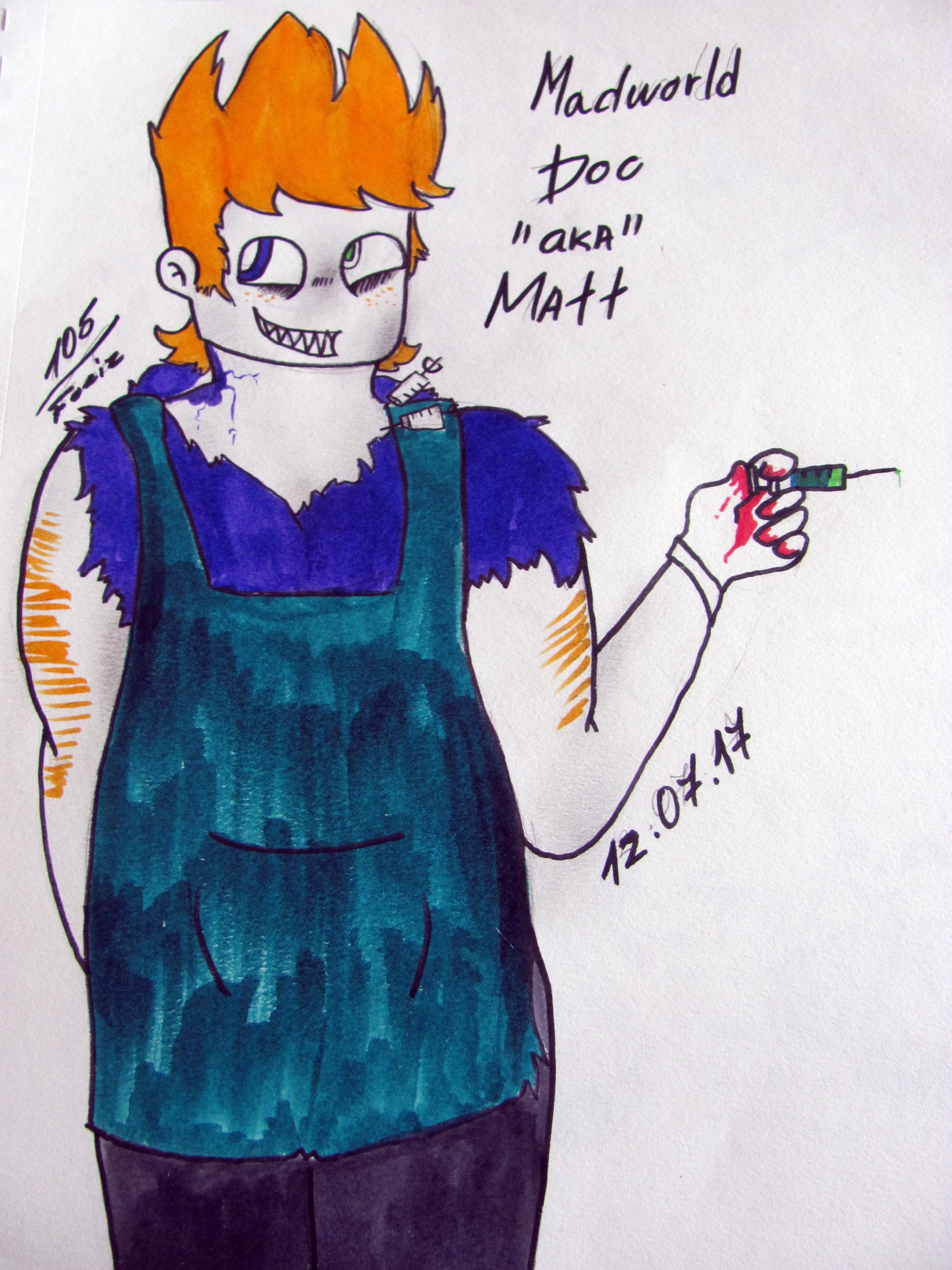 [MW] Matt 'aka' Doc by Foziz105