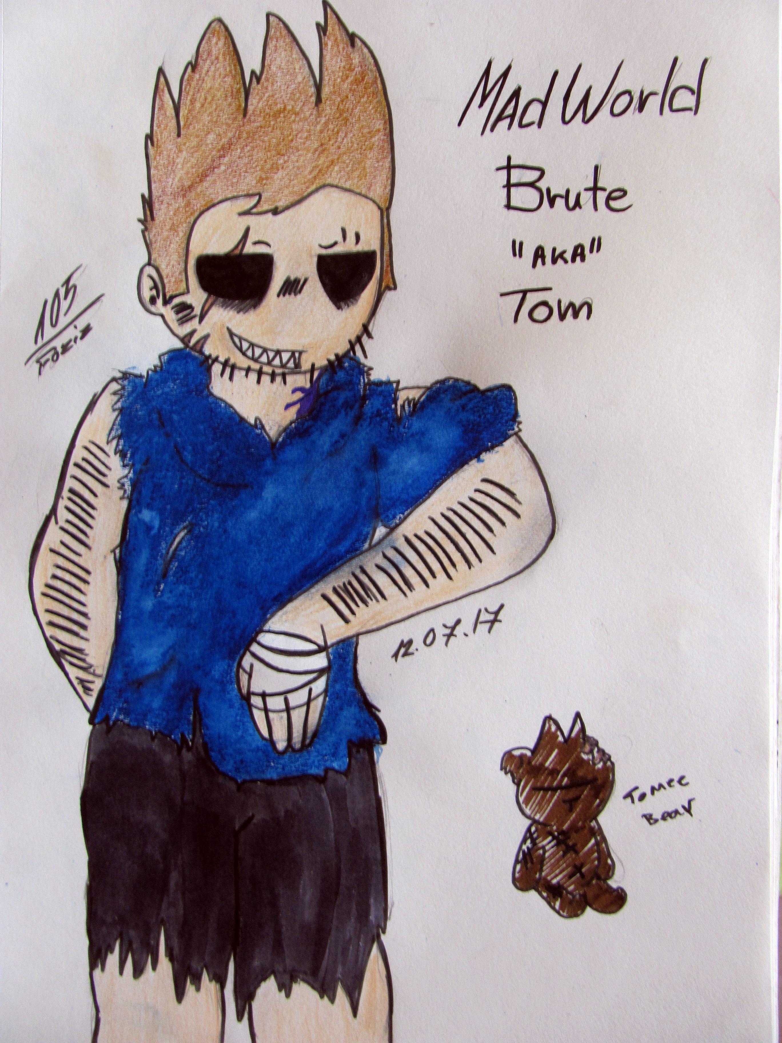 [MW] Tom 'aka' Brute by Foziz105