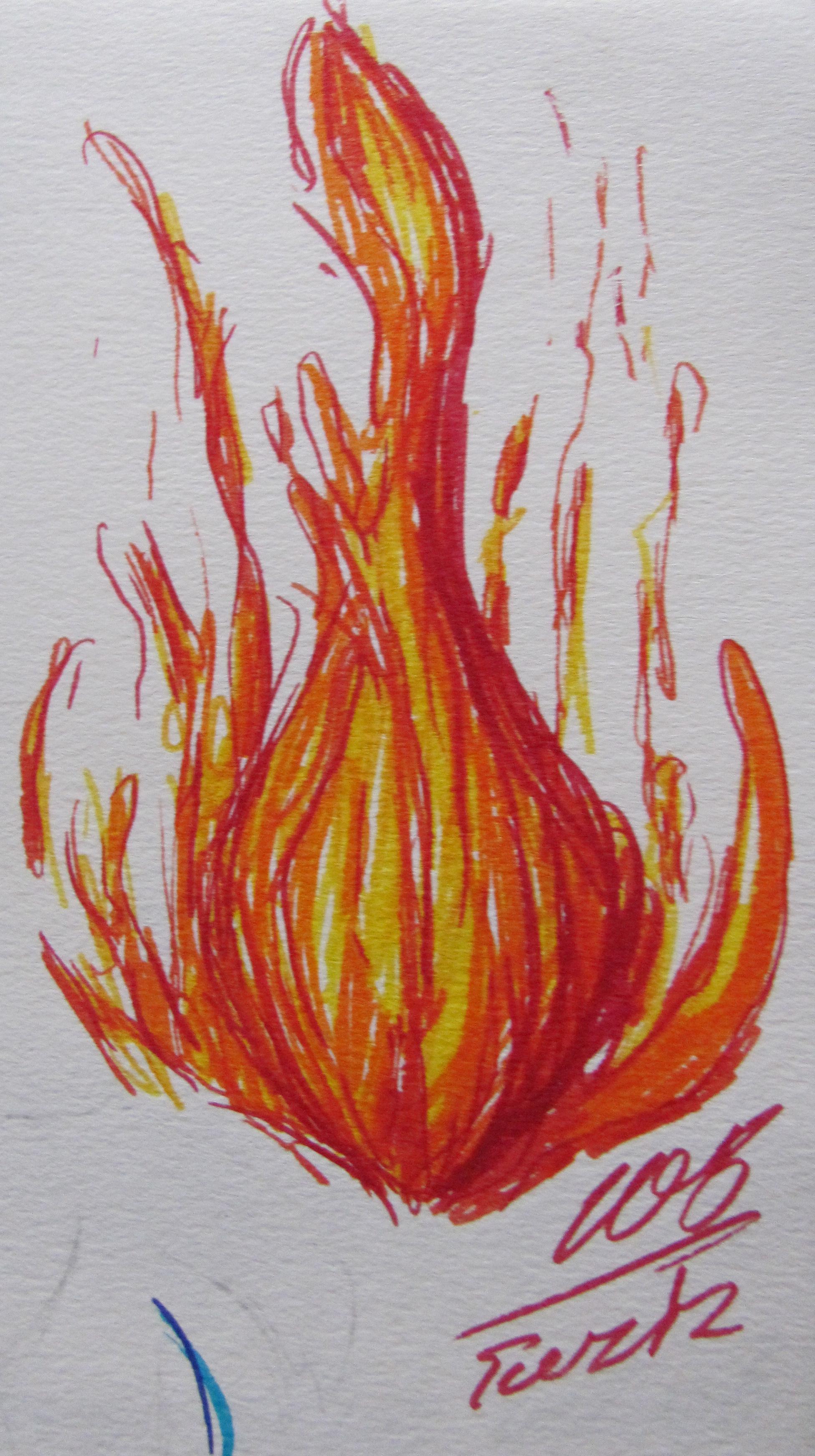 Fire by Foziz105
