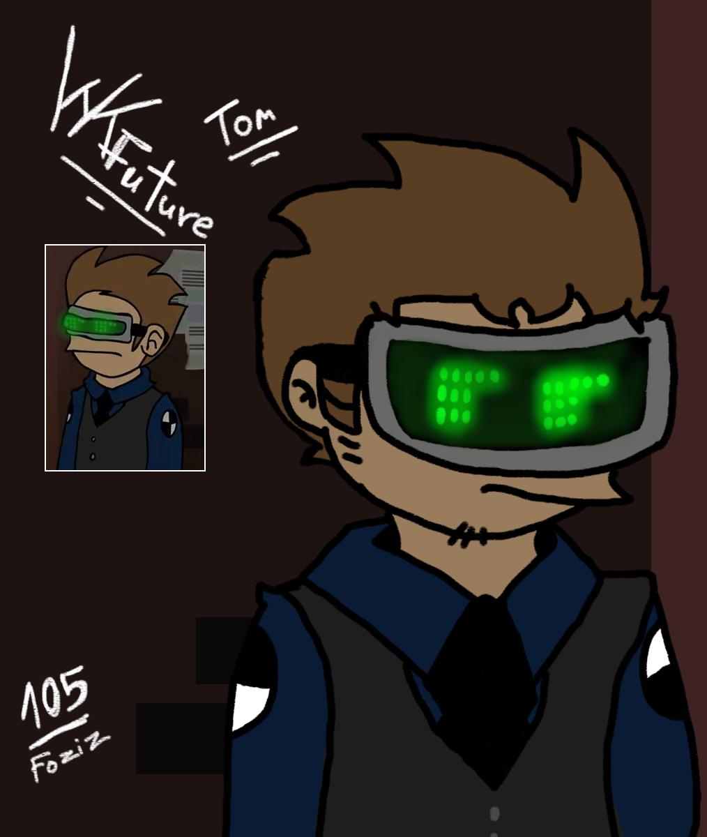 WTFuture Tom [Screenshot Re-draw!] by Foziz105