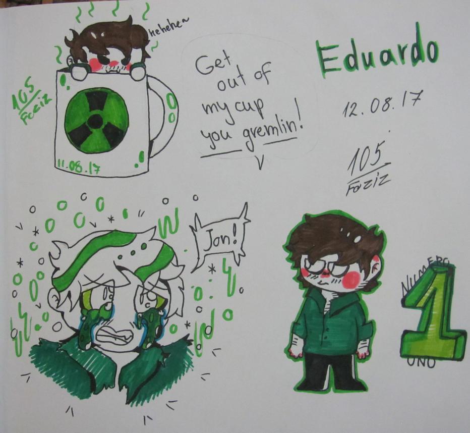 Eduardo [Doodles] by Foziz105