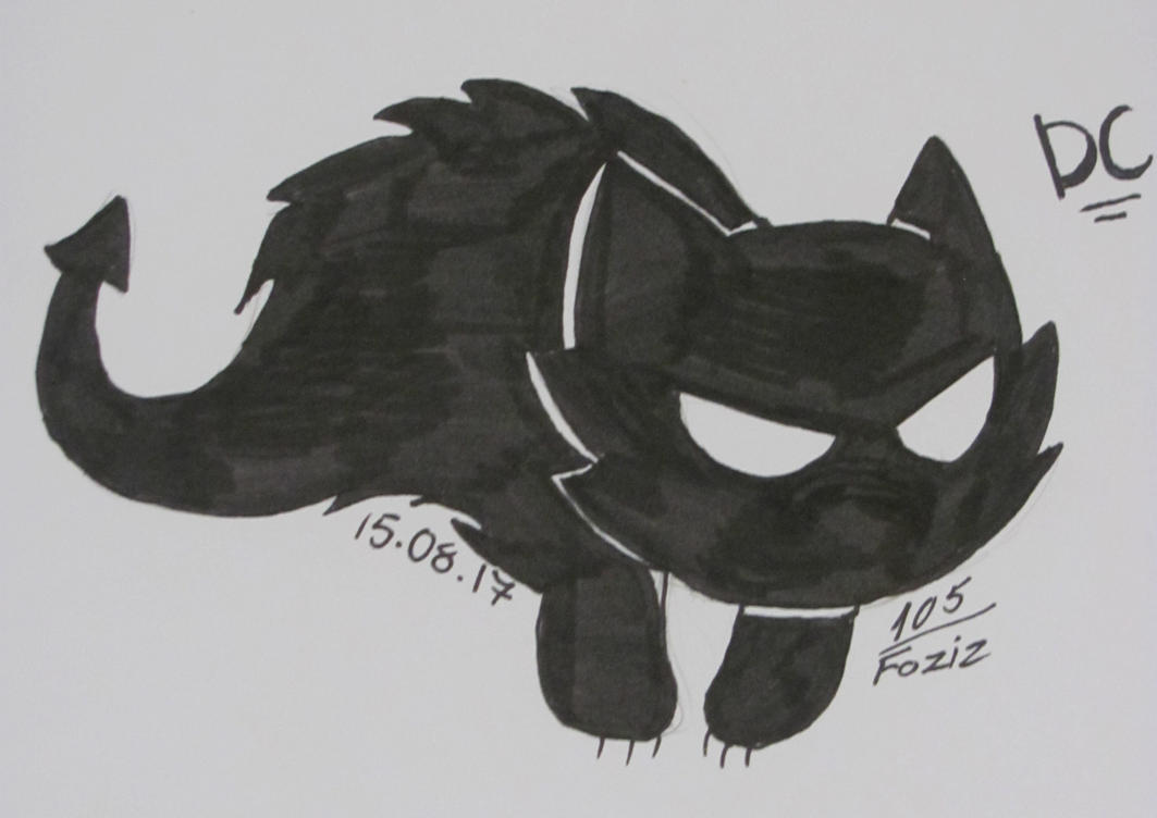 \. El Diablo ./ by Foziz105