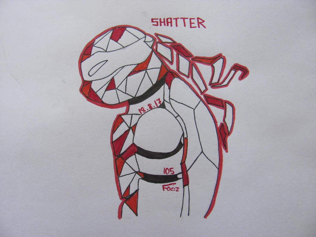 | Shatter | by Foziz105