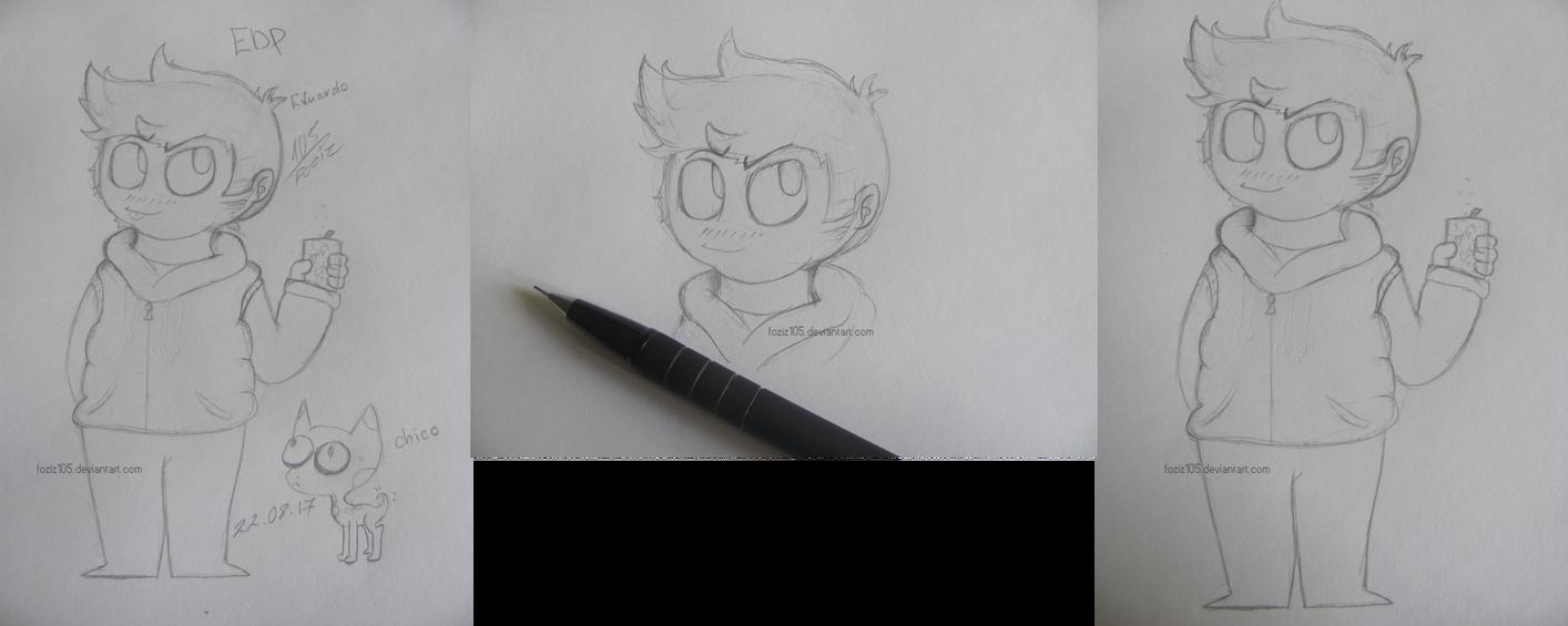 [EDP] Eduardo sketches by Foziz105