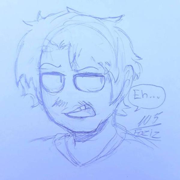 Eduardo [Doodle] by Foziz105