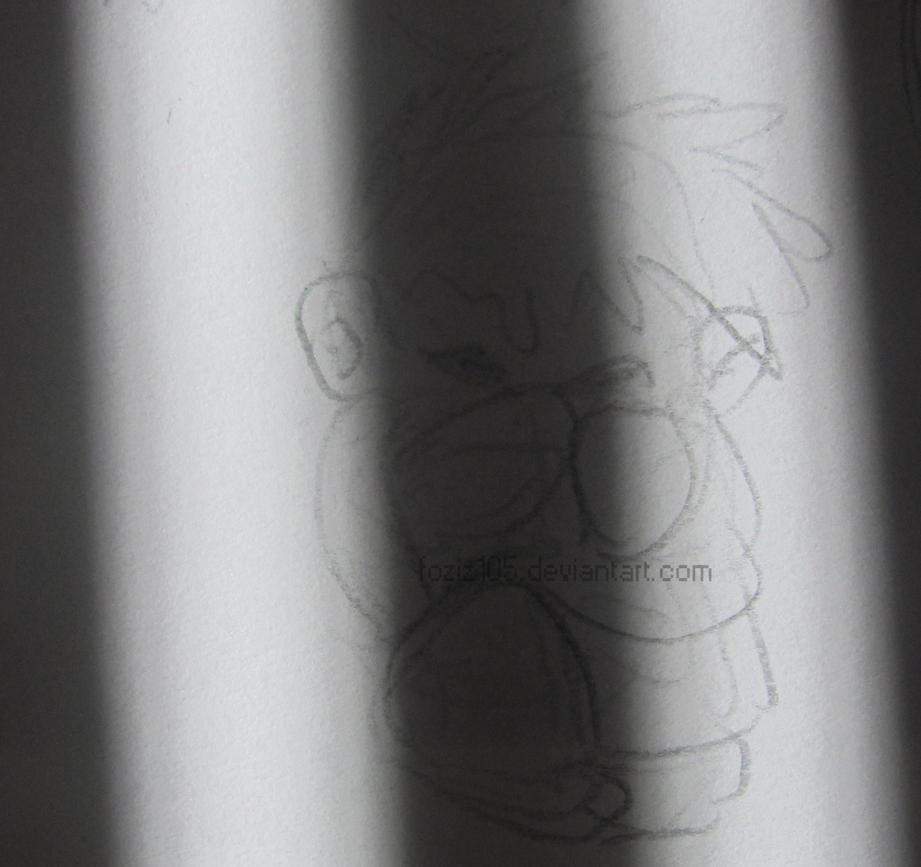 Bars of light [Original Piece] by Foziz105
