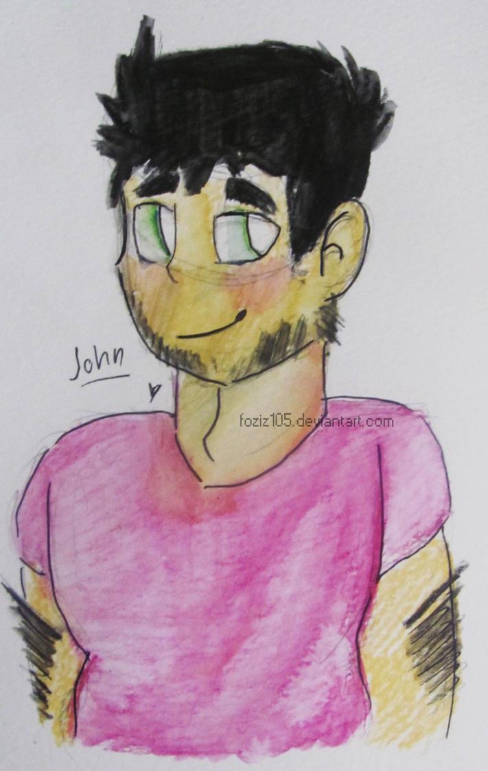 [Art Trade] John by Foziz105