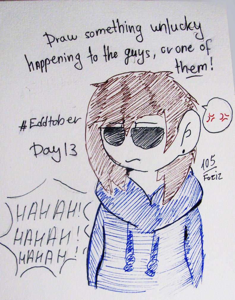 #Eddtober Day 13 by Foziz105