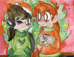 [Holiday Comm] Rockin' around the Christmas tree by Foziz105