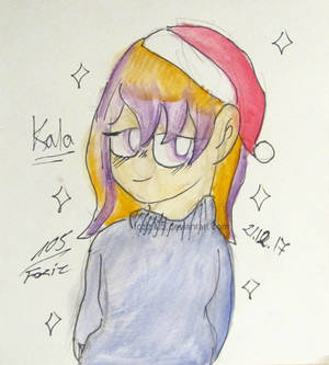 [Holiday Commission] Kala by Foziz105