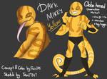 ROTTMNT Dark Mikey [Collab REF]