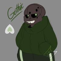 Gothic [Ref sheet] by Foziz105