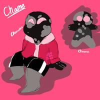 Chame [UT OC REF] by Foziz105