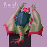 ROTTMNT Dragon Raph