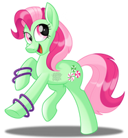 MLP Movie Style Minty by ZEROgravityBadger