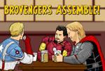 Brovengers Assemble