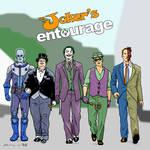 The Joker's Entourage