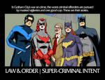 Super-Criminal Intent