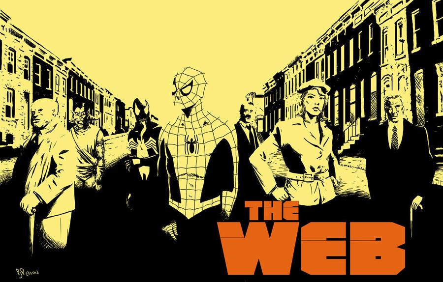 The Web by pjperez