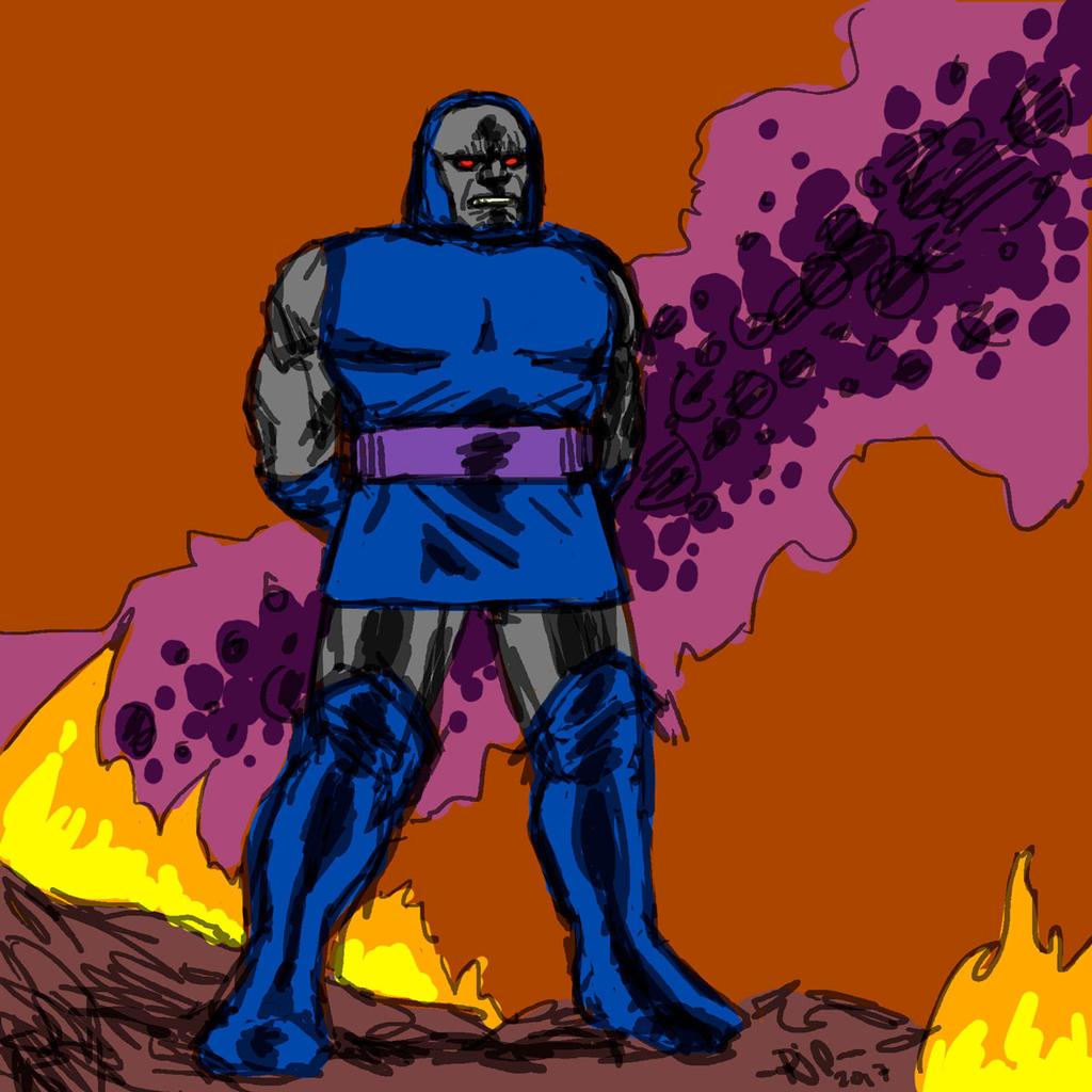 DSC Darkseid by pjperez