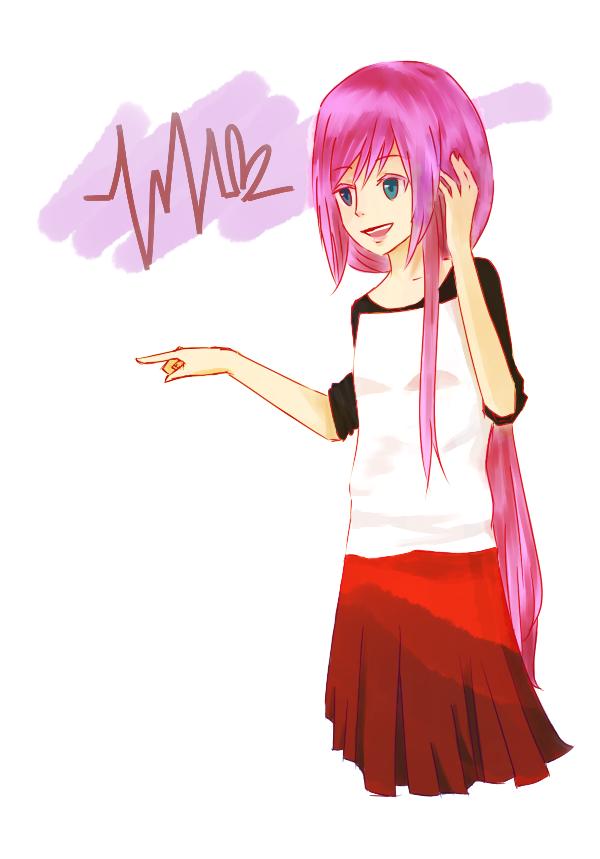 Girl by shieldnine