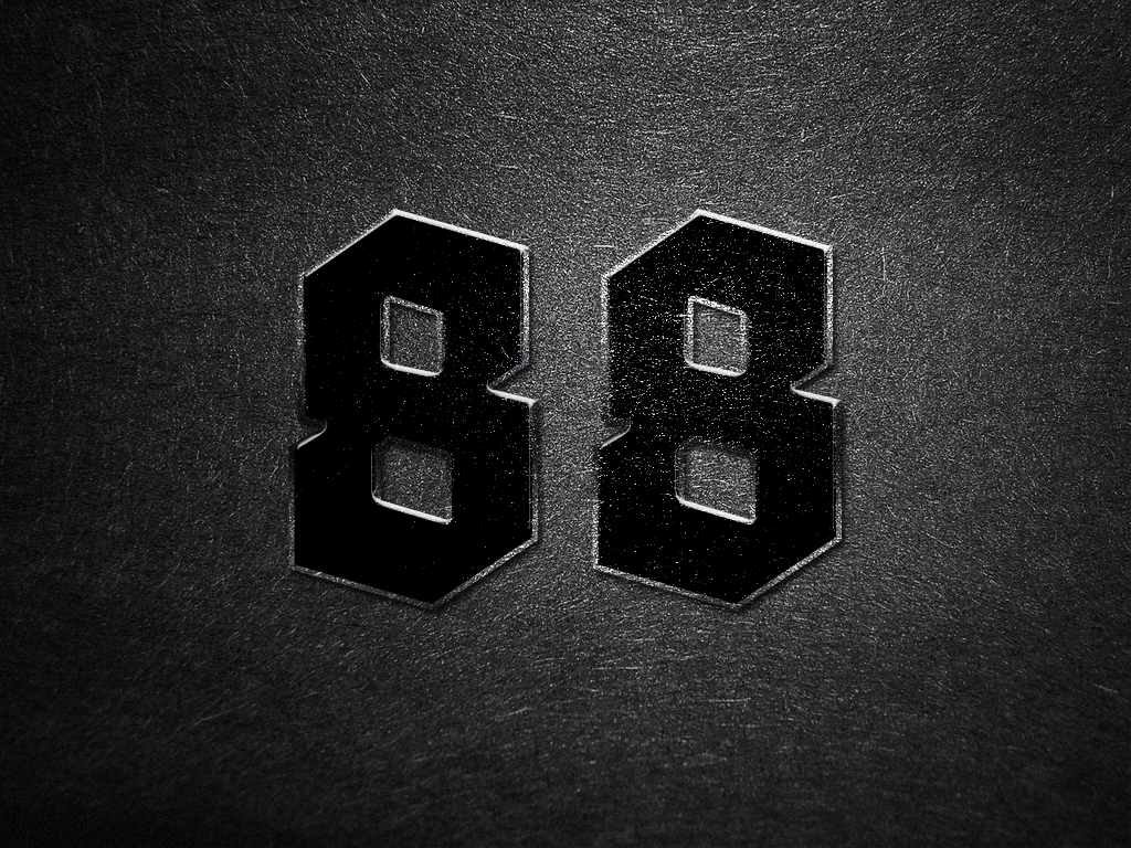 88 Black by sgokbaba