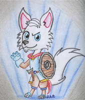 Dr Wolf: Oin Lightbringer by GracefulArt693