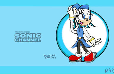 Sonic Channel Twilight Gracidea by GracefulArt693