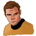 Cartoon Kirk!!
