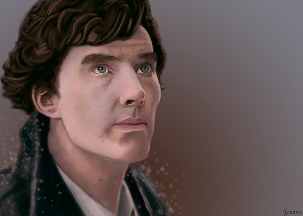 Sherlock Holmes by Xedotic