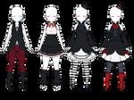 K.Kae Gothic clothing exports !