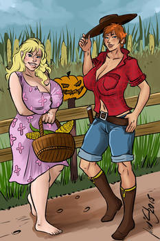 Girls from the Ranch