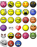 Emotes by ReidYaro